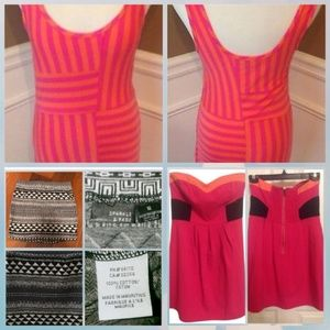 Sparkle & Fade lot purge dresses and skirt